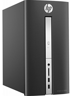 Premium High Performance Business Flagship HP Pavilion Desktop PC Tower Intel i7-7700 Quad-Core Processor 16GB RAM 2TB Hard Drive Intel Graphics 530 DVD WIFI HDMI Bluetooth Windows 10