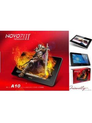 New 7 inch Ainol Novo7 Advanced II 7 Inch Screen Android 4.0 With Front Camera + HDMI output