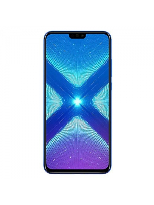 "Huawei Honor 8X (64GB + 4GB RAM) 6.5"" HD 4G LTE GSM Factory Unlocked Smartphone - International Version No Warranty JSN-L23 (Blue)"