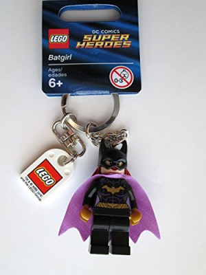 LEGO Super Heroes Batgirl Key Chain (851005)
