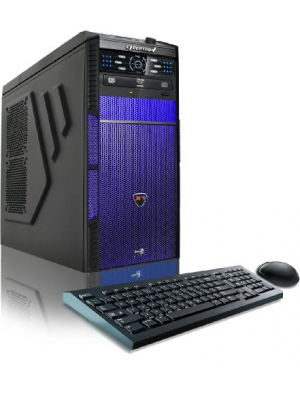 CybertronPC Hellion-DC Gaming Desktop - Intel Pentium DC G3258 3.20GHz Dual-Core Processor, 8GB DDR3 Memory, NVIDIA GeForce GTX 750 Ti (2GB), 1TB Hard Drive, Microsoft Windows 8.1 64-Bit (Discontinued by Manufacturer)