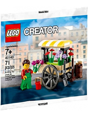 LEGO Creator Set Polybag Flower Cart (40140)