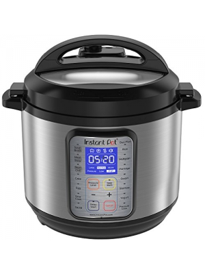 Instant Pot IP-DUO Plus60 9-in-1 Multi-Functional Pressure Cooker, 6 Qt