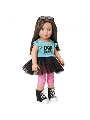 Adora Amazing Girls 18-inch Doll, ''Emma'' (Amazon Exclusive)