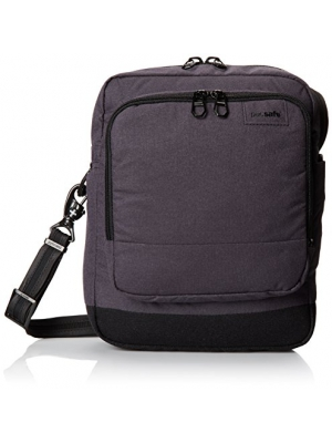 Pacsafe Citysafe LS150 Anti-Theft Cross-Body Shoulder Bag, Black