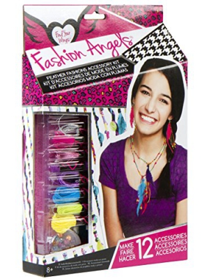 Fashion Angels Feather Fashion Accessory Kit