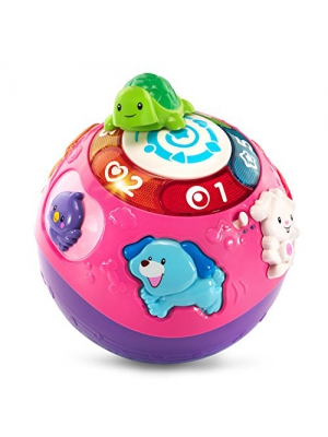VTech Wiggle and Crawl Ball - Purple - Online Exclusive