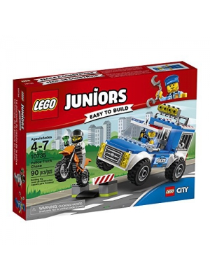 LEGO Juniors Police Truck Chase 10735 Building Kit