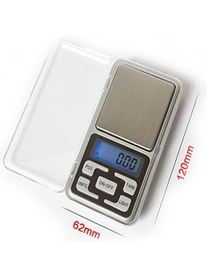 Mini Portable Digital Electronic Jewelry Pocket Gram Weight Scale 500g/0.1g