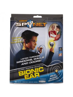Spy Net: Bionic Ear