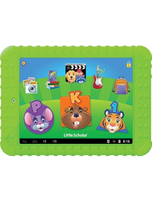 "School Zone 08675 8"" Little Scholar Android Learning Tablet"