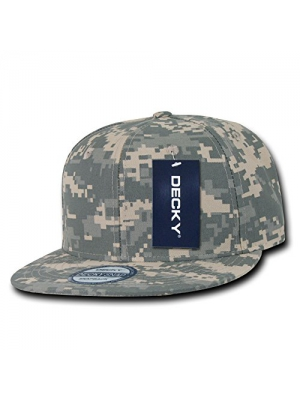 DECKY Digital Camo Snapbacks