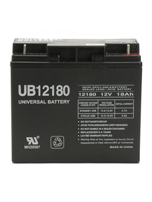 Universal Power Group 12V 18AH JUMPER PACK BOOSTER BOX BATTERY REPLACEMENT