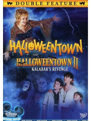 Halloweentown/Halloweentown II: Kalabar's Revenge Double Feature