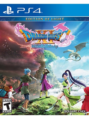 Dragon Quest XI Echoes of an Elusive Age: Edition of Light - PlayStation 4