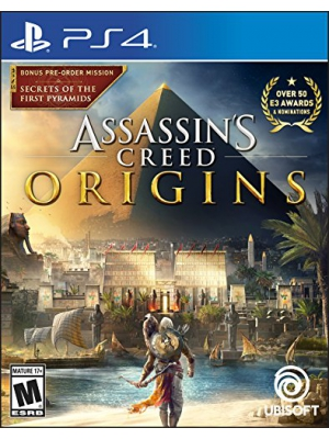 Assassin's Creed Origins - PlayStation 4 Standard Edition