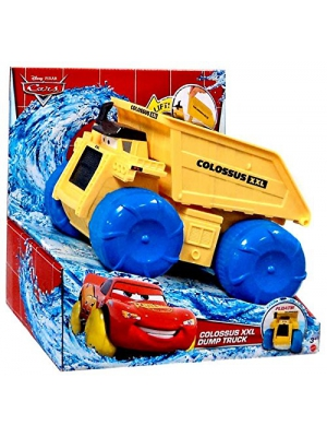 Disney Cars Hydro Wheels Colossus XXL Dump Truck Plastic Car