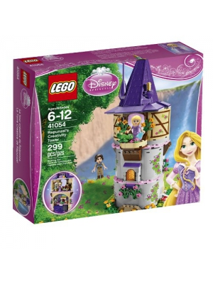 LEGO Disney Princess Rapunzel's Creativity Tower 41054 (Discontinued by manufacturer)