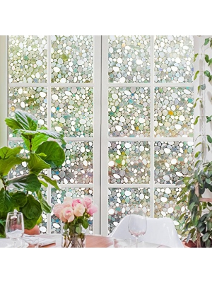 Comments about Rabbitgoo Privacy Window Film Matte White Window Film