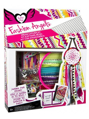 Fashion Angels Dream Catcher and Journal Kit