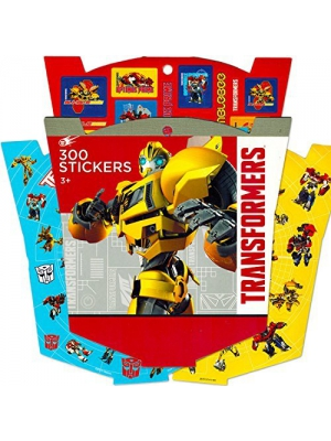 Transformers Stickers ~ Over 300 Stickers