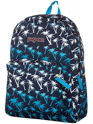Jansport Superbreak T5010DS Navy/Moonshine Island/Ombre Backpack