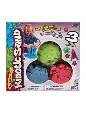 Wacky-tivities - Kinetic Sand - Kinetic Sand Bundle Pack