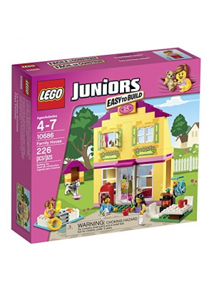 LEGO Juniors 10686 Family House Building Kit