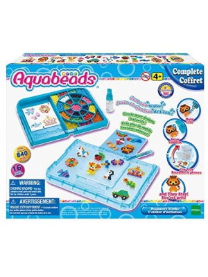 Aquabeads Beginner'S Studio, Kids Crafts, Beads, Arts & Crafts, Complete Activity Kit