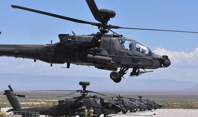 Boeing will force the Apache helicopters to fly till 2060th years