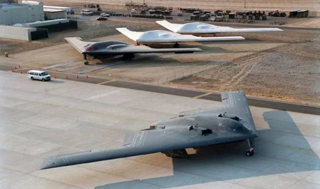 The Pentagon hides the cost of development new strategic B-21 stealth bomber
