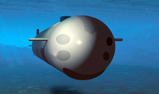 Pentagon: Russia has the underwater UAV with a nuclear warhead
