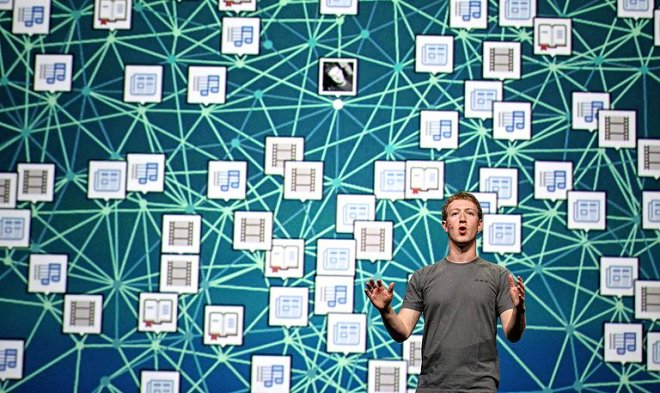 How many Facebook earns from sale of personal data of the users