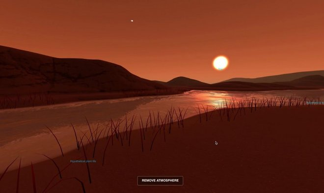 The bureau of ekzoplanetny travel of NASA offers virtual excursions on the far worlds