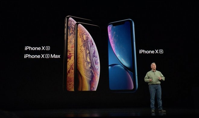 iPhone XS, iPhone XS Max and iPhone XR – three new leaders of Apple