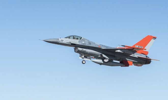The US Air Force is massively turning F-16 aircraft into drones