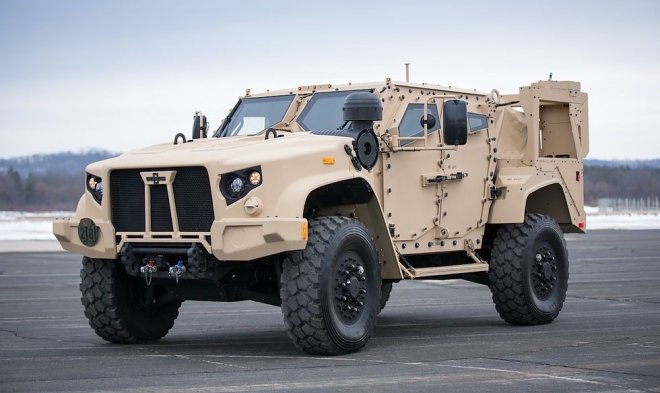 The U.S. Army will replace Humvee with electric vehicles
