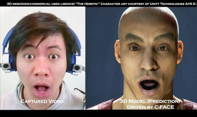 Cornell developed headphones that can understand a person's facial expression