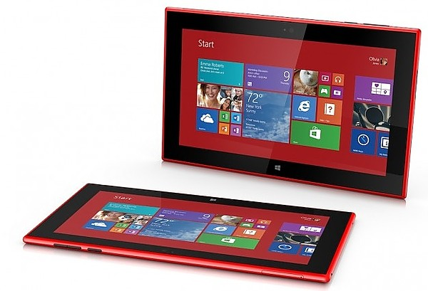 Nokia has presented to Lumia 2520 — first Finnish tablet na  Windows  RT