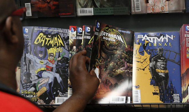 The comic book industry would rather kill itself than switch to the figure