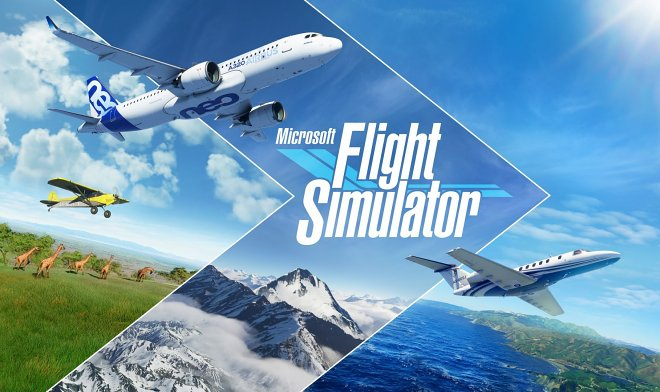 Microsoft released a video of the evolution of the legendary Flight Simulator for 40 years