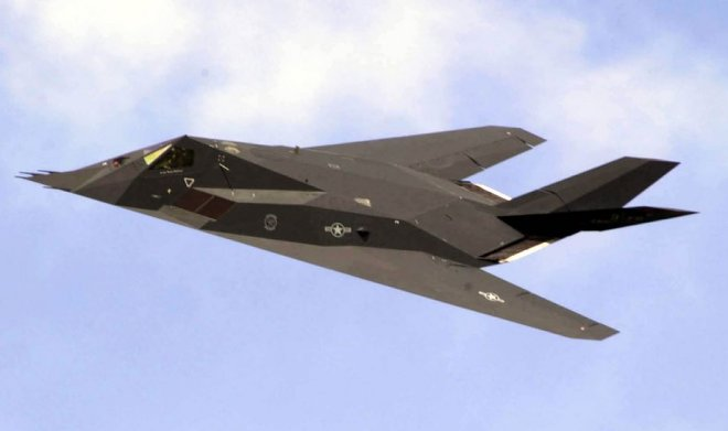 Military history: how two stealth fighters