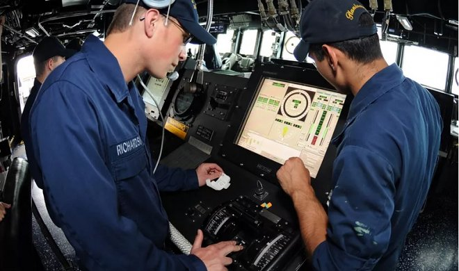The US Navy returns to leverage instead of touchscreens