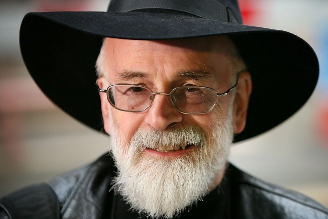 Classical books by Terry Pratchett about The flat world will turn into series
