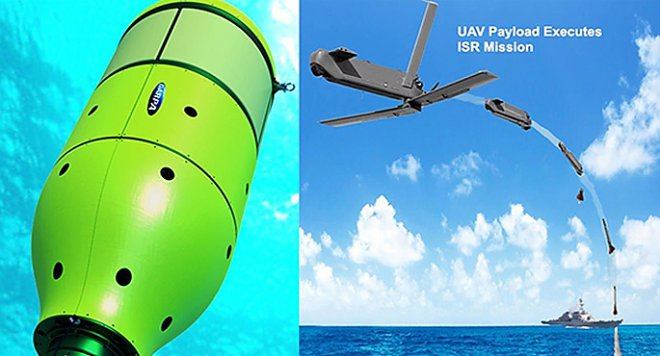 The Pentagon intends to place at a capsule ocean floor s  shock UAVs