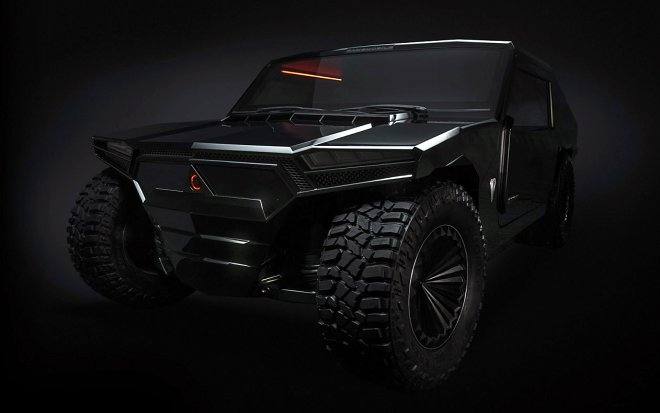 Belarus has developed an off-road monster for 1 million dollars
