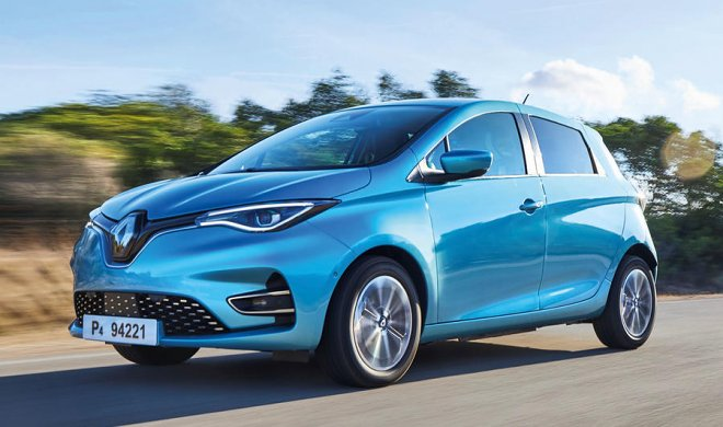 Generous subsidies made the Renault Zoe electric car free for Germans