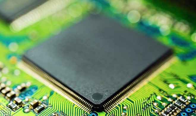 The ReRAM chip – now storage and data processing became possible in one element