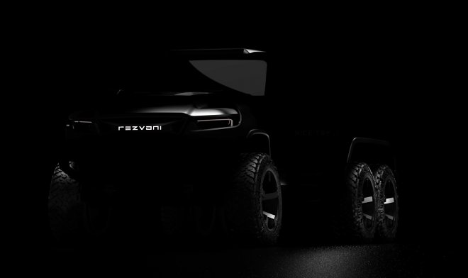 Rezvani is preparing to launch a three-axle monster SUV Hercules