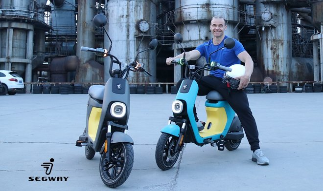 Segway returns - this time with a practical electric bike C80
